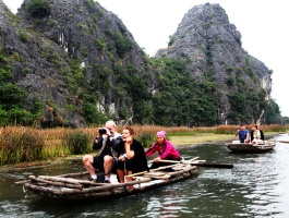 F/d Tour To Ninh Binh Package