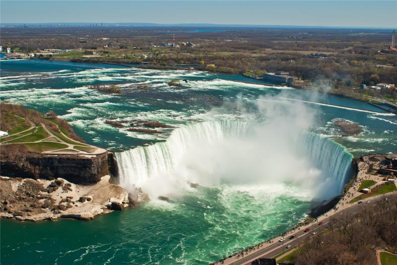 2 Days Niagara Falls (us & Canada Side) Package