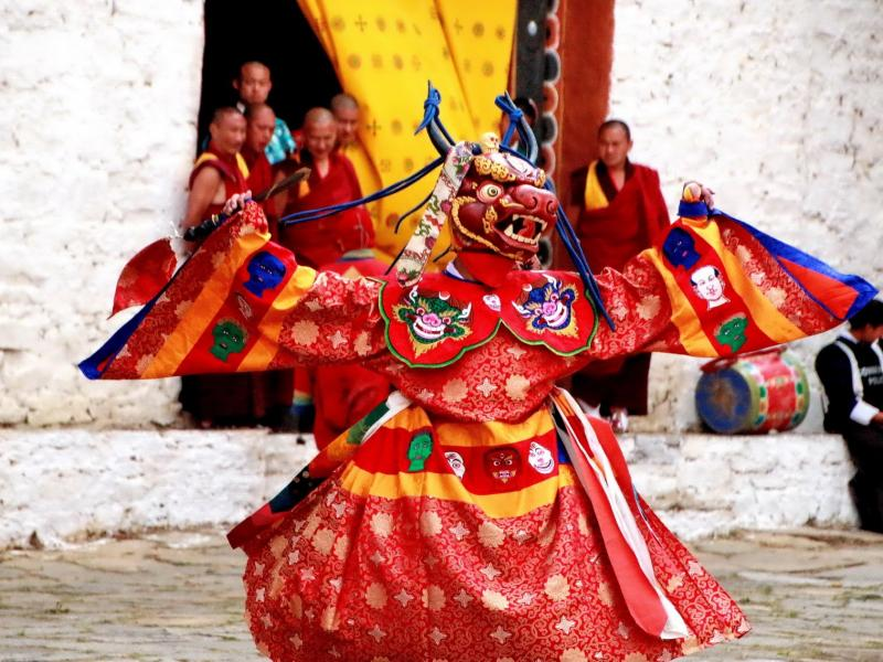 Thimphu Tshechu Tour Package
