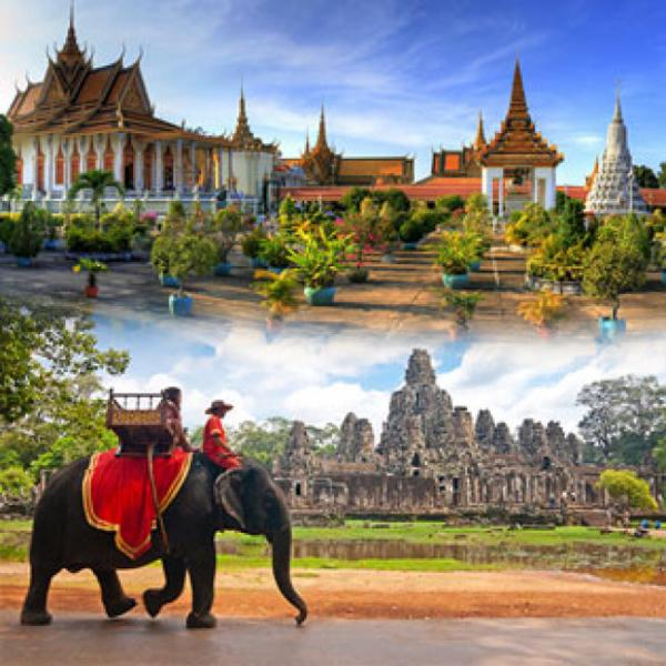 Cambodia Overland Package