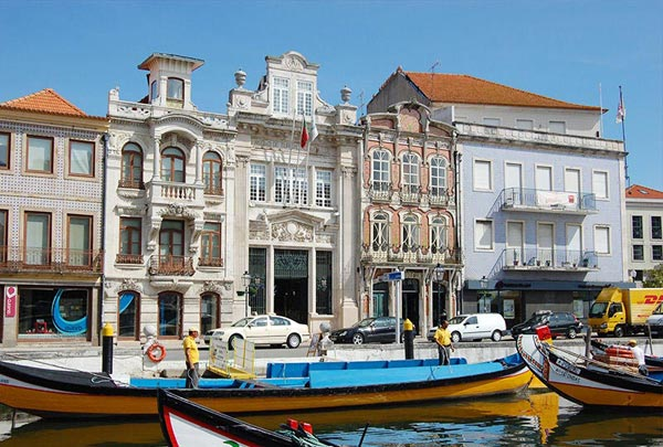 Aveiro Full - Day Tour