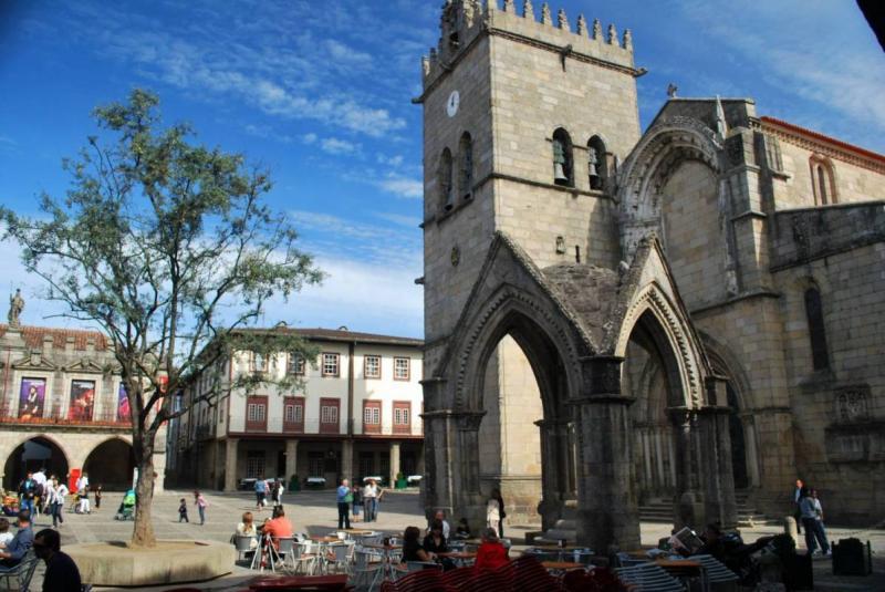 Braga – Guimarães Tour