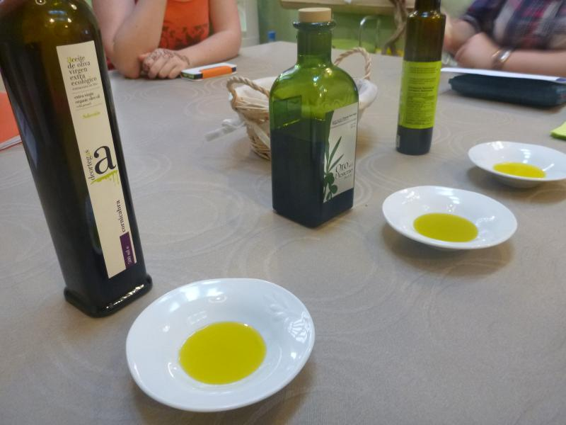 Olive Oil Tasting Tour Package