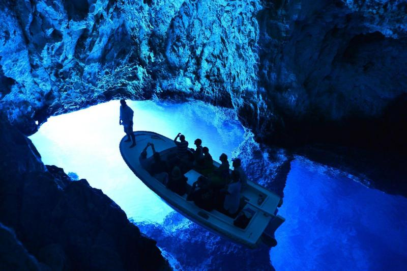 Blue Cave & Hvar Island Tour Package