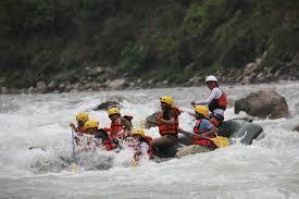 Bhotekoshi River Rafting Package