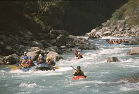 Sunkoshi River Rafting Package