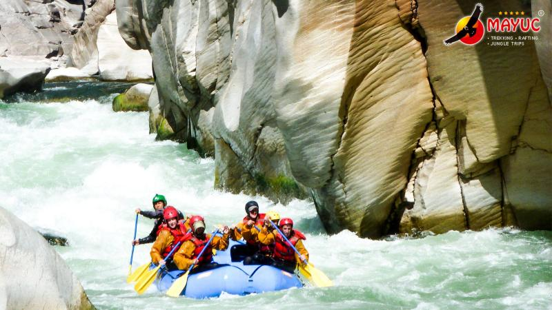 Rock Lodge & River Tubing Adventure Tour Package