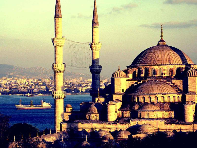 Istanbul Old City Tour-full Day Package