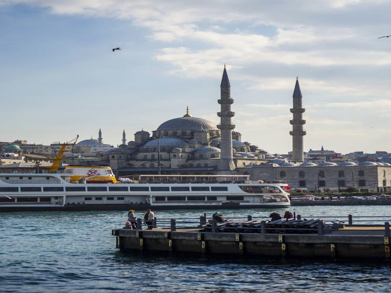 Ottoman Empire Relics And Bosphorus Tour