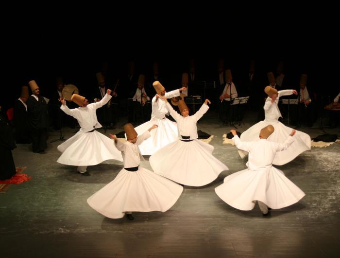 Mevlevi Sema Ceremony & Sufi Music Concert Tour
