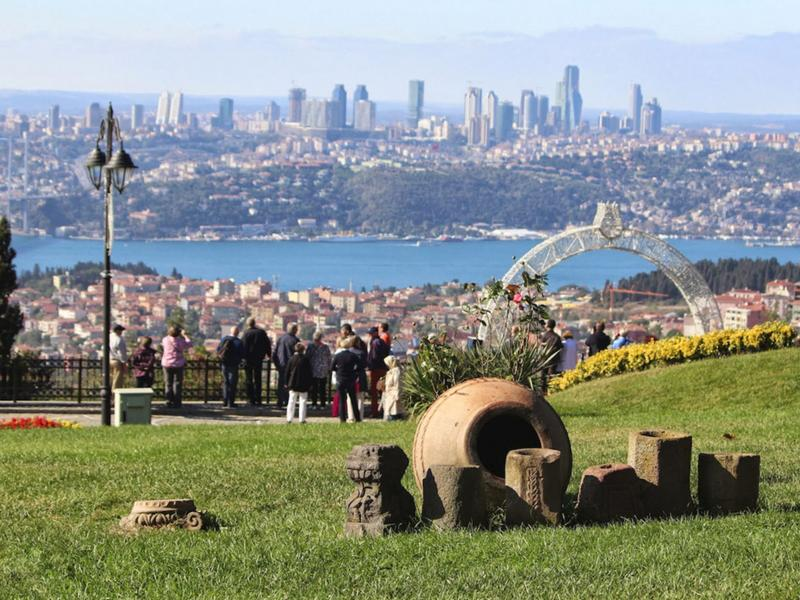 Daily Bosphorus Tour-Full Day.(Europe&Asia)