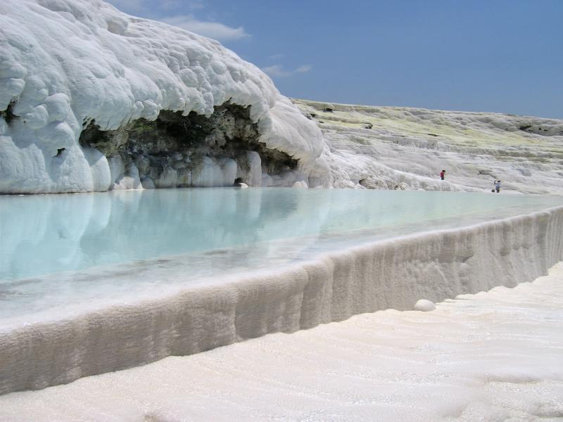 One Night Ephesus - Pamukkale Day Tours