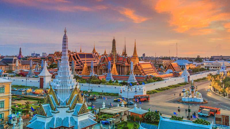 Thailand 6 Days Tour