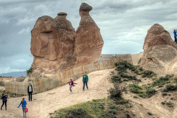 Cappadocia Tour By Plane -package