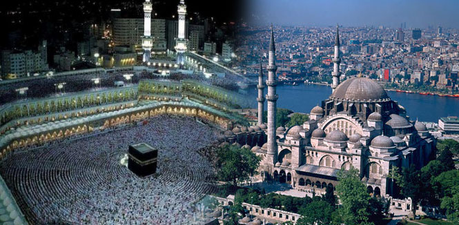 Umrah With Turkey Istanbul Package