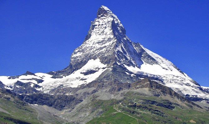 Eiger To The Matterhorn