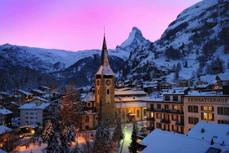 Zermatt And The Matterhorn Tour
