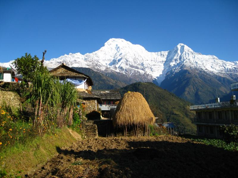 Annapurna Sunrise View Trek Package