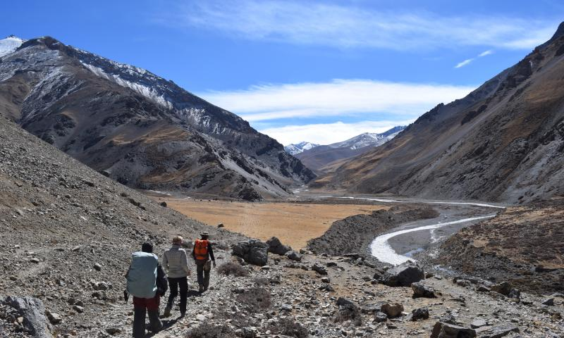 Jomsom Muktinath Trek Package