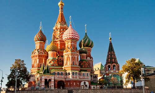 Wonderful Russia Tour