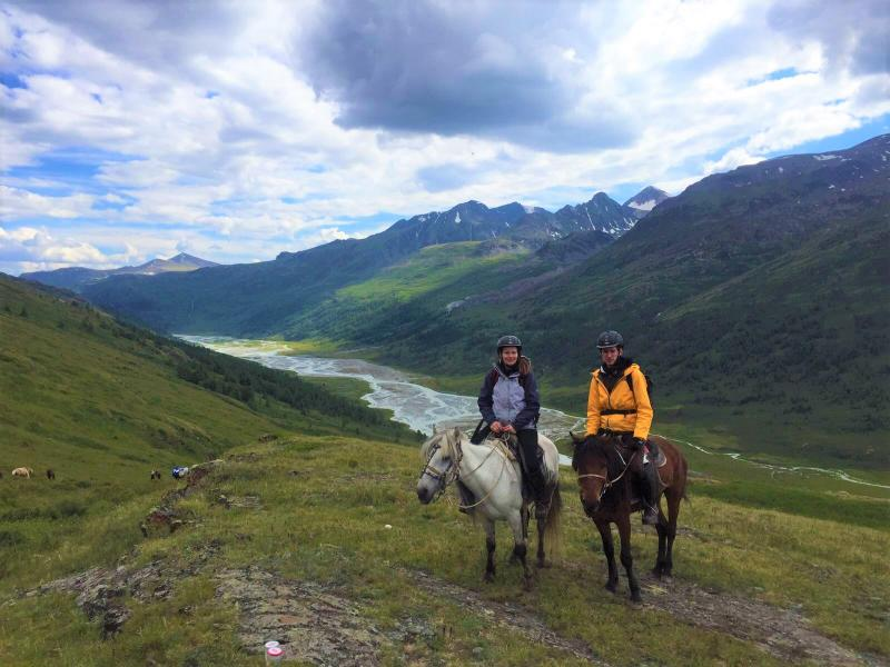 Horse Trekking Adventure In Altai