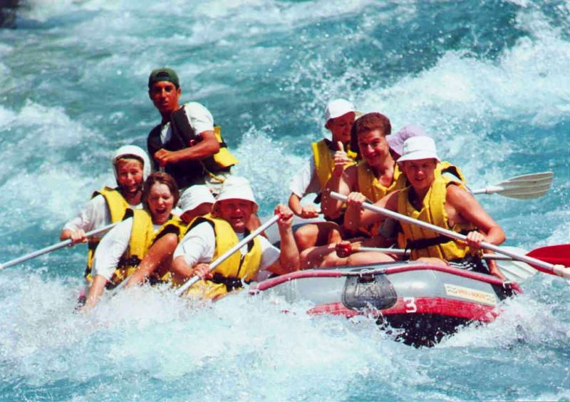 Rafting The Middle Katun Package
