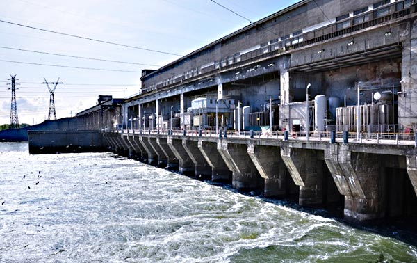 Hydroelectric Power And Academgorodok