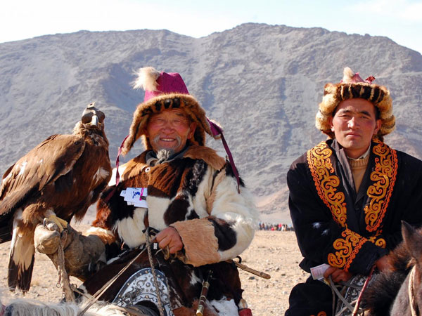 Home Stay With Kazakh Nomads And Eagle Festival