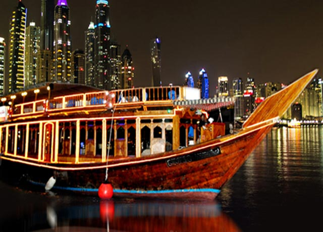 DUBAI 4 DAYS PACKAGE