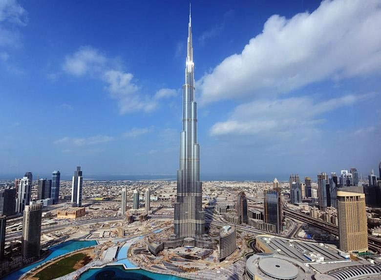 Dubai City 4 Days Tour