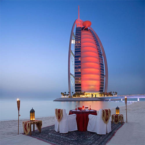 Dubai Honeymoon Package