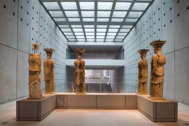 Acropolis Museum Discovery Tour