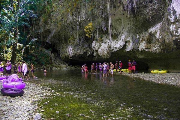 Xunantunich Cave Tubing Tours