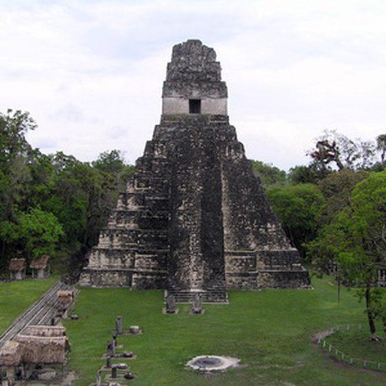 Belize Tikal Tours