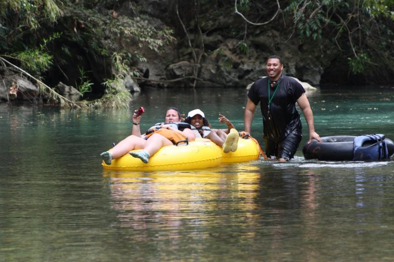 Cave Tubing Altun Ha Tours
