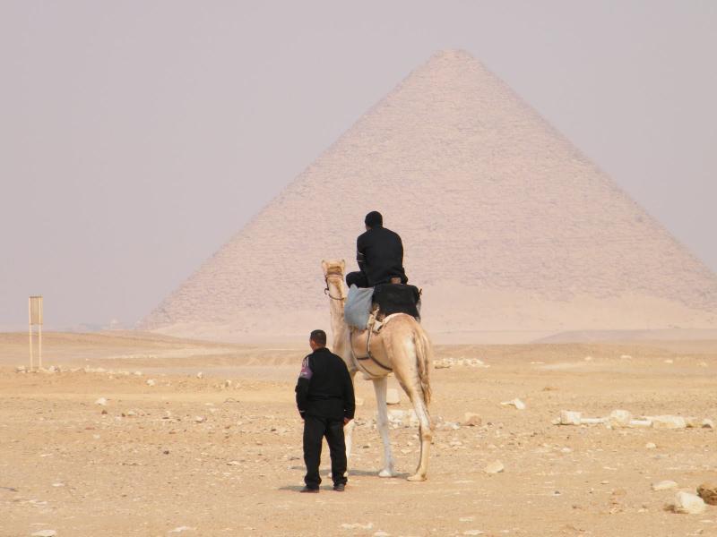 Day Tours To Pyramids, Dahshour And Saqqara Tour