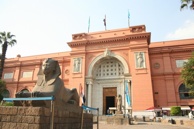Egyptian Museum & Old Cairo Tour