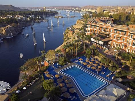 Aswan Tours From Luxor