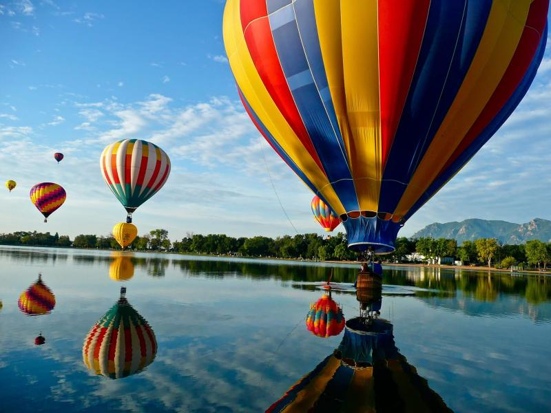 Hot Air Balloon Tours In Luxor