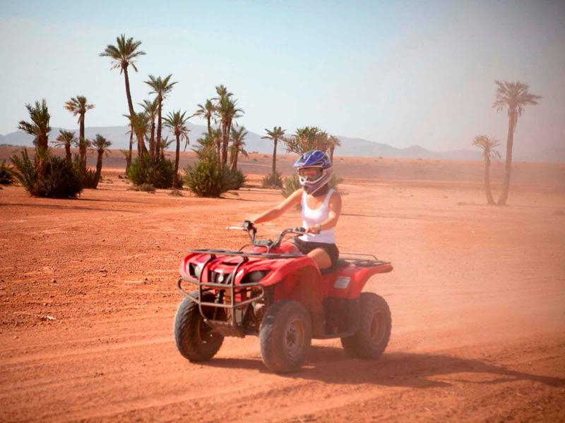Safari Desert Tours From El Gouna