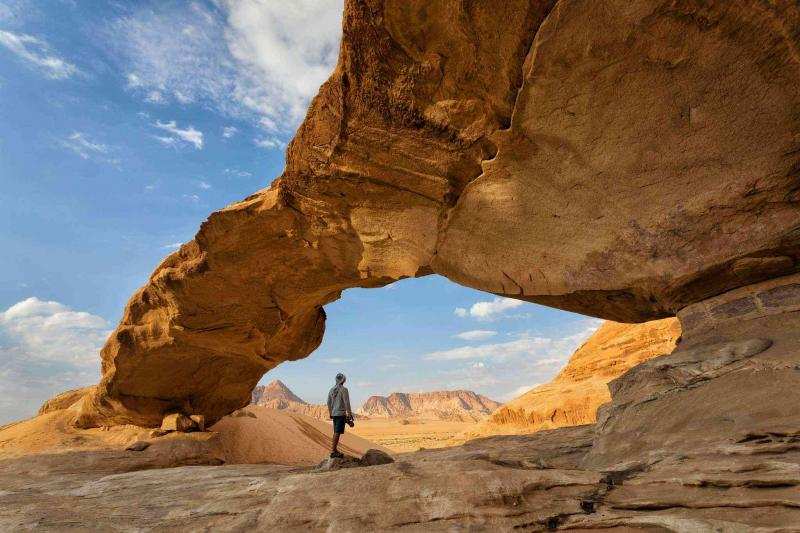 Wadi Rum Tours From Aqaba Port
