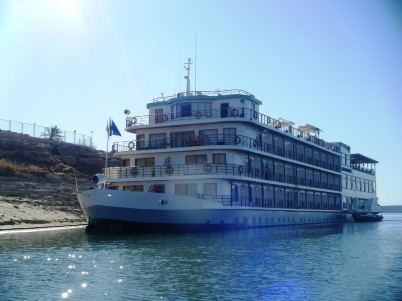Omar El Khayam Lake Nasser Cruise Tours From Aswan