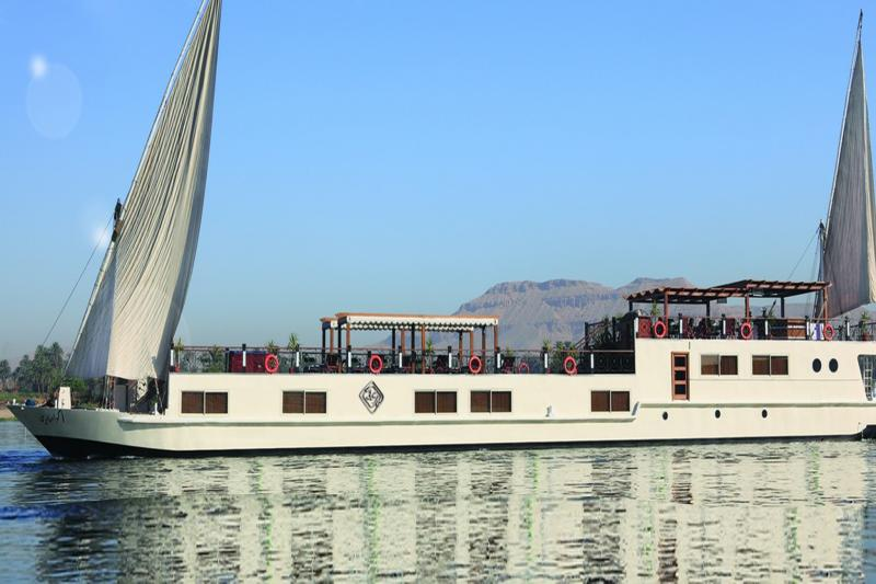Omar El Khayam Lake Nasser Cruise Tours  From Abu Simbel