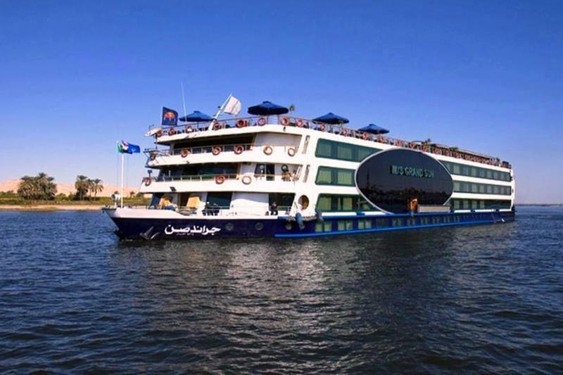 Sonesta Amirat Dahabiya Nile Cruise from Aswan (152991 ...