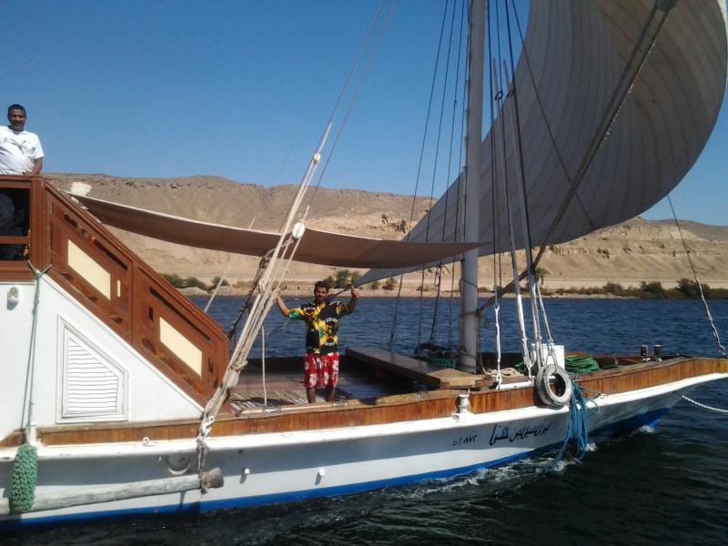 Dahabeya Nebyt Tour 5 Nights From Luxor