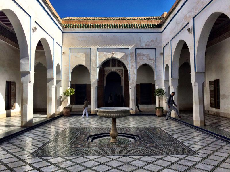 Morocco Holiday To Marrakech Tour
