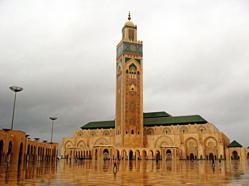 Tours To Casablanca And Marrakech