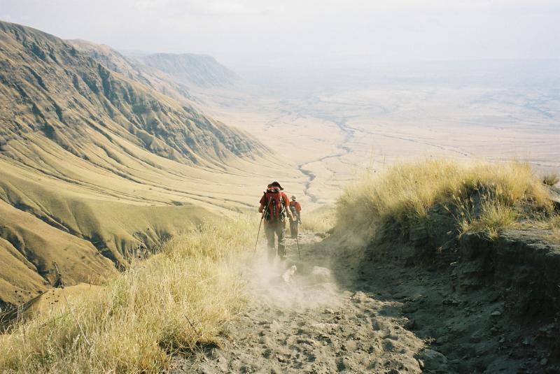 7 Days Crater Highland Safari Tour