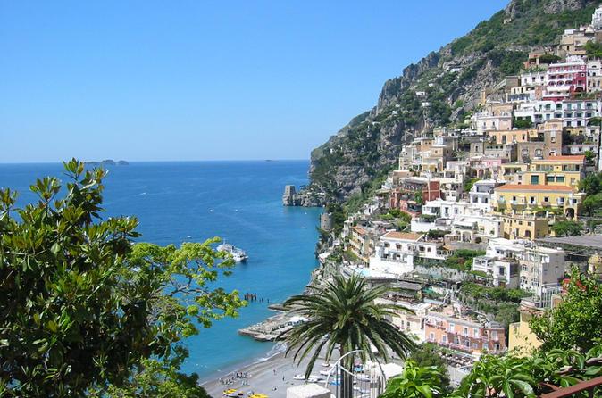 Half Day Amalfi Coast