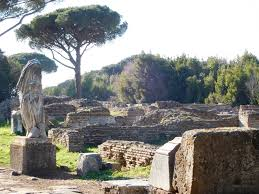 Cerveteri And Ancient Ostia